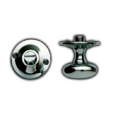 Oval Knob Turn and Release 5mm